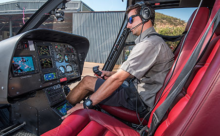 Helicopter Training | Helibiz
